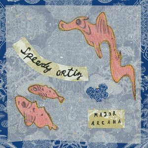 "Speedy Ortiz ""Major Arcana"" LP"