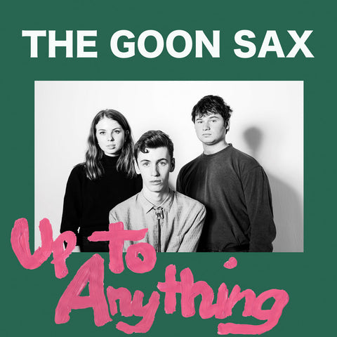 "The Goon Sax ""Up To Anything"" LP (Neon Magenta Vinyl)"