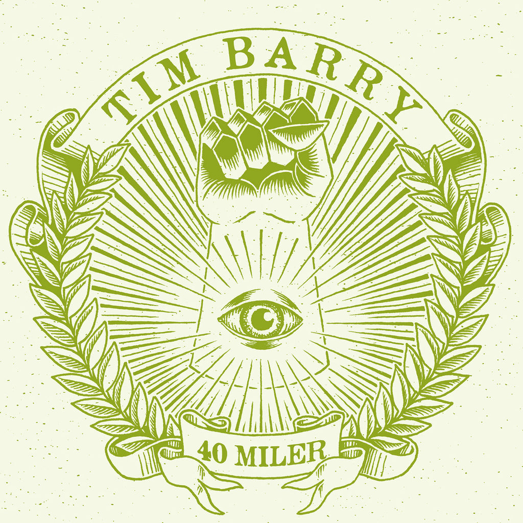 "Tim Barry ""40 Miler"" LP"