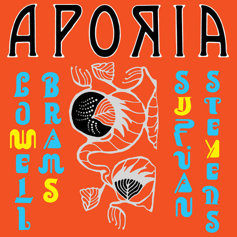 "Sufjan Stevens and Lowell Brams ""Aporia"" LP (Yellow Vinyl)"