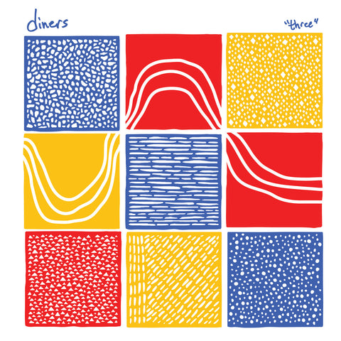 "Diners ""Three"" LP"