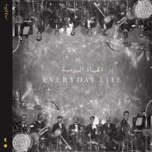 "Coldplay ""Everyday Life"" 2xLP"