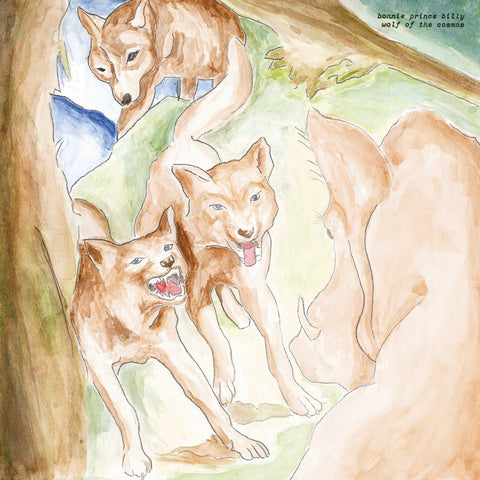"Bonnie Prince Billy ""Wolf of the Cosmos"" LP"