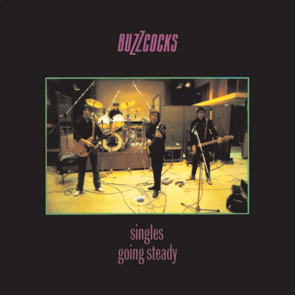 "Buzzcocks ""Singles Going Steady (Remastered)"" LP"