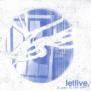 "letlive. ""10 Years of Fake History"" LP"