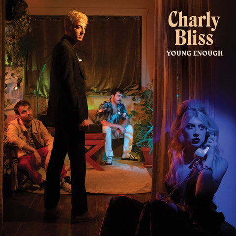 "Charly Bliss ""Young Enough"" LP"