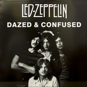 "Led Zeppelin ""Dazed & Confused: 1969 BBC Sessions"" LP"