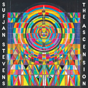 "Sufjan Stevens ""The Ascension"" 2xLP (Clear Vinyl)"