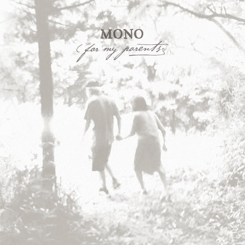 "Mono ""For My Parents"" 2xLP"