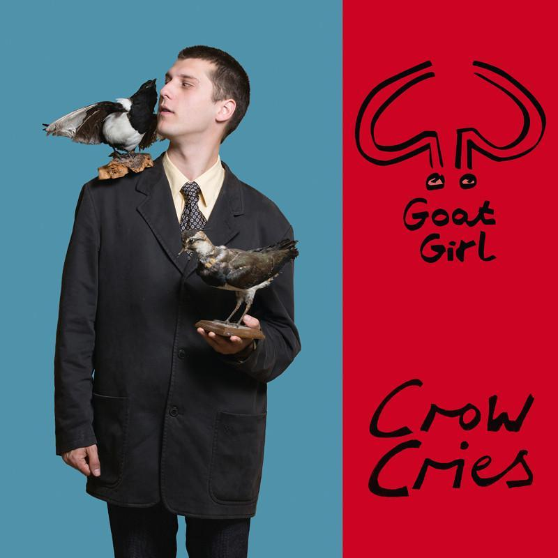 "Goat Girl ""Crow Cries"" 7"""