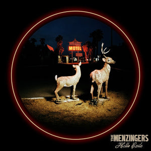 "The Menzingers ""Hello Exile"" LP (Pink Vinyl)"