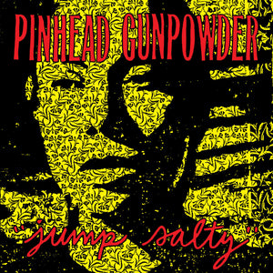 "Pinhead Gunpowder ""Jump Salty"" LP (Gold Vinyl)"