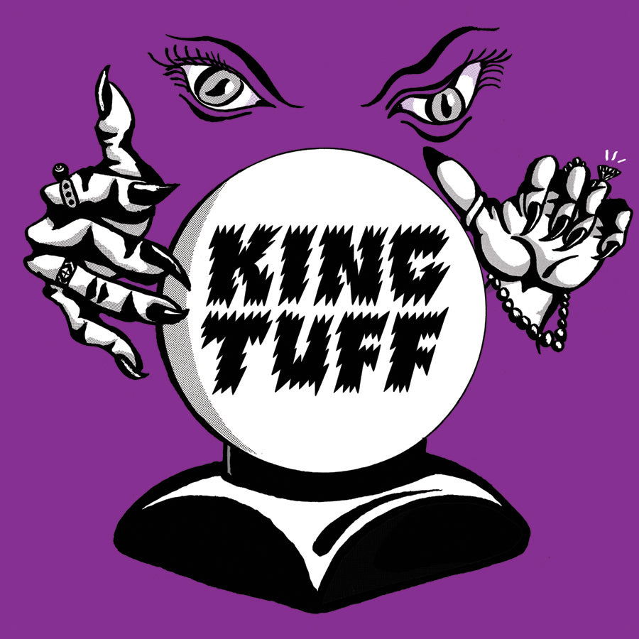 "King Tuff ""Black Moon Spell"" LP"