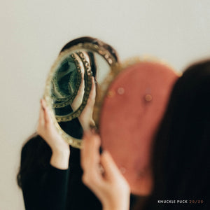 "Knuckle Puck ""20/20"" LP (Clear Red Vinyl)"