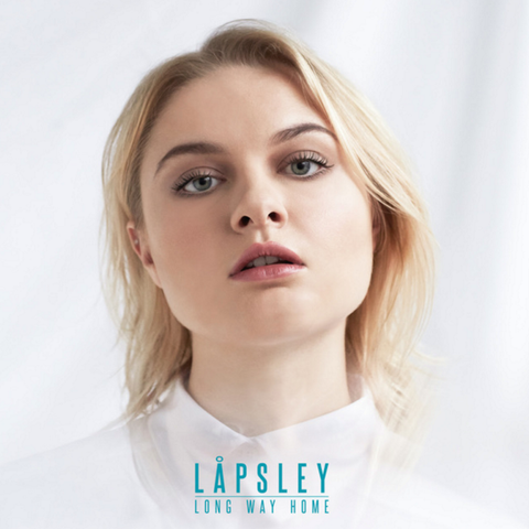 "Låpsley ""Long Way Home"" LP"