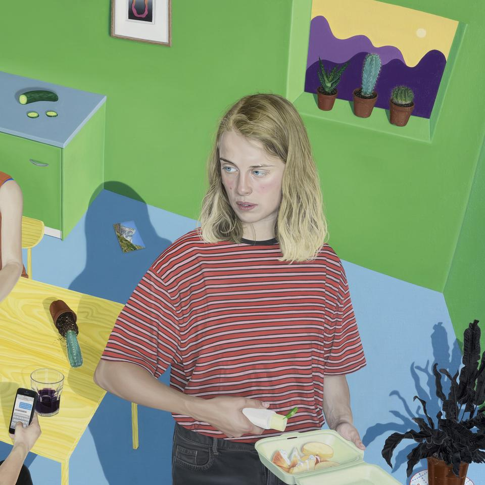 "Marika Hackman ""I'm Not Your Man"" LP"