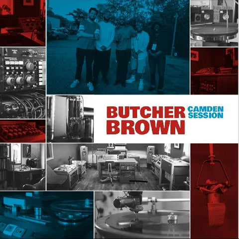 "Butcher Brown ""Camden Session"" LP"