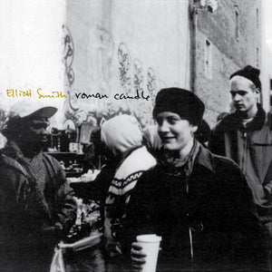 "Elliott Smith ""Roman Candle"" LP"