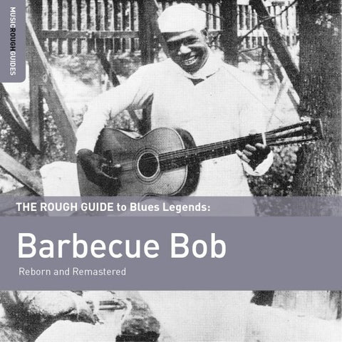 "Barbecue Bob ""The Rough Guide to Blues Legends"" LP"