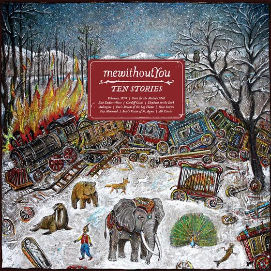 "mewithoutYou ""Ten Stories"" LP"