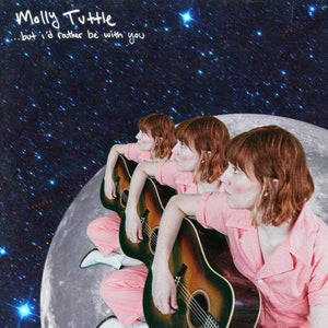 "Molly Tuttle ""...But I'd Rather Be With You"" LP (Aqua Vinyl)"