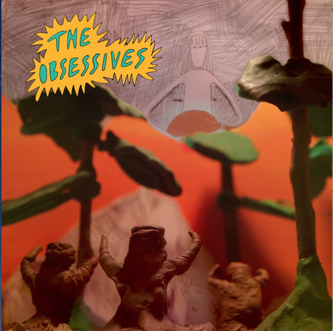 "Obsessives, The ""S/T"" LP"