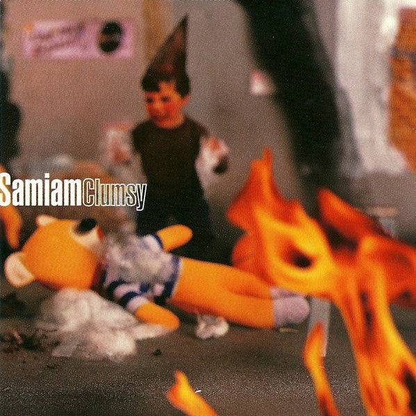 "Samiam ""Clumsy"" LP"