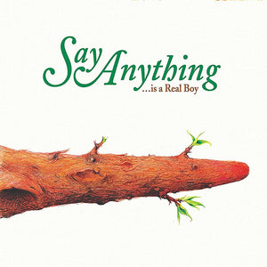 "Say Anything ""Is A Real Boy"" 2xLP"