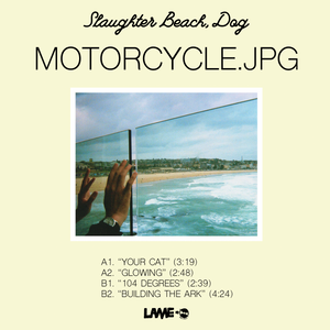 "Slaughter Beach, Dog ""Motorcycle.jpg"" LP"