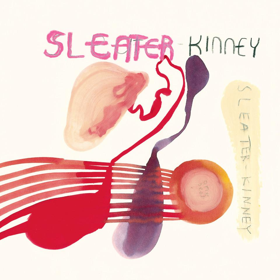 "Sleater-Kinney ""One Beat"" LP"