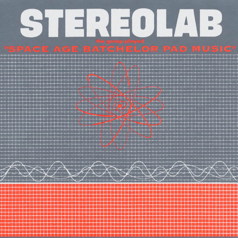 "Stereolab ""The Groop Played: 'Space Age Bachelor Pad Music'"" LP"