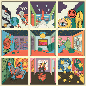 "STRFKR ""Future Past Life"" LP (Orange Vinyl)"