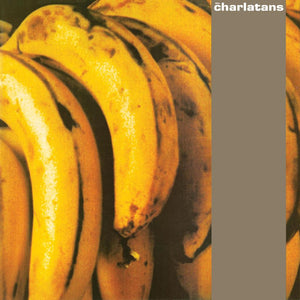 "The Charlatans UK ""Between 10th and 11th (Expanded Edition)"" 2xLP (Clear Vinyl)"