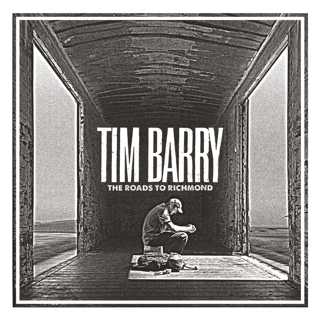 "Tim Barry ""The Roads to Richmond"" LP"