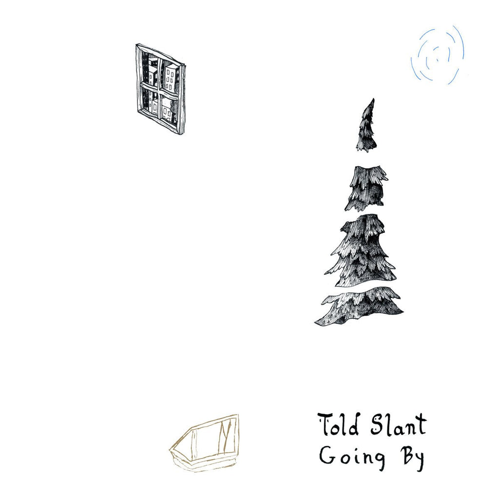 "Told Slant ""Going By"" LP"