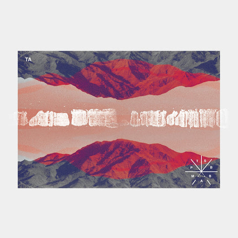 "Touché Amoré ""Parting the Sea Between Brightness and Me"" LP"
