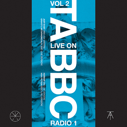 "Touché Amoré ""Live on BBC Radio 1: Vol 2"" 7"" (Blue Vinyl)"
