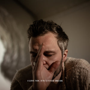 "The Tallest Man On Earth "" I Love You. It's a Fever Dream."" LP (Color Vinyl)"