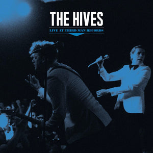 "The Hives ""Live at Third Man Records"" LP"