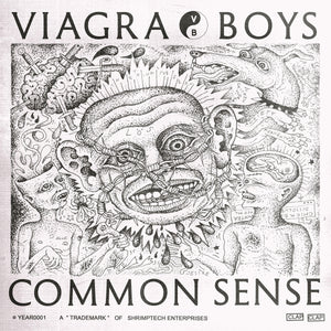 "Viagra Boys ""Common Sense"" 12"""