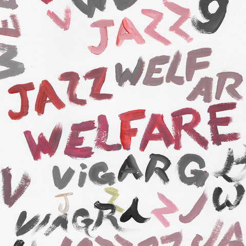 "Viagra Boys ""Welfare Jazz"" LP (White Vinyl)"