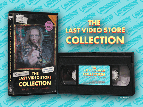 The Last Video Store Collection VHS