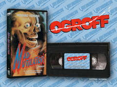 Ogroff: Mad Mutilator VHS