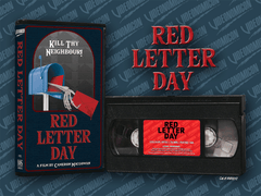 Red Letter Day VHS