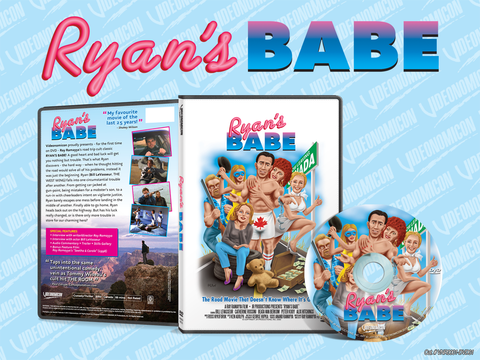Ryan's Babe Special Edition DVD