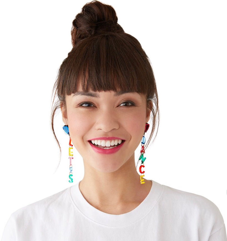 Jennifer Loiselle Let's Dance Earrings