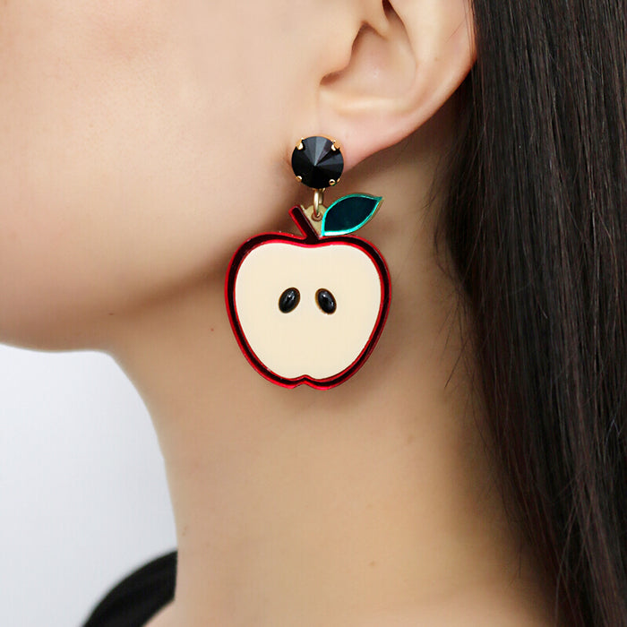 Apple of My Eye Earrings