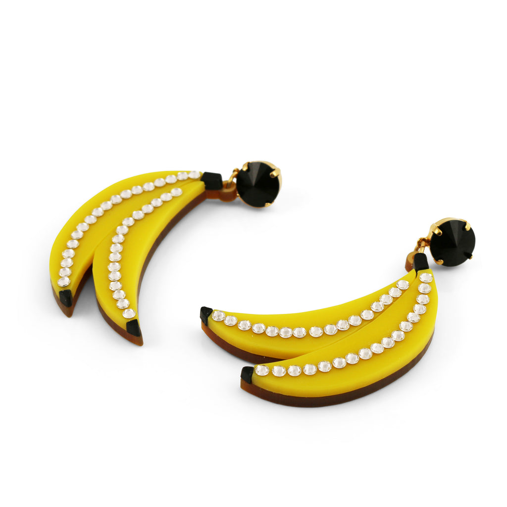 Banana-rama Earrings