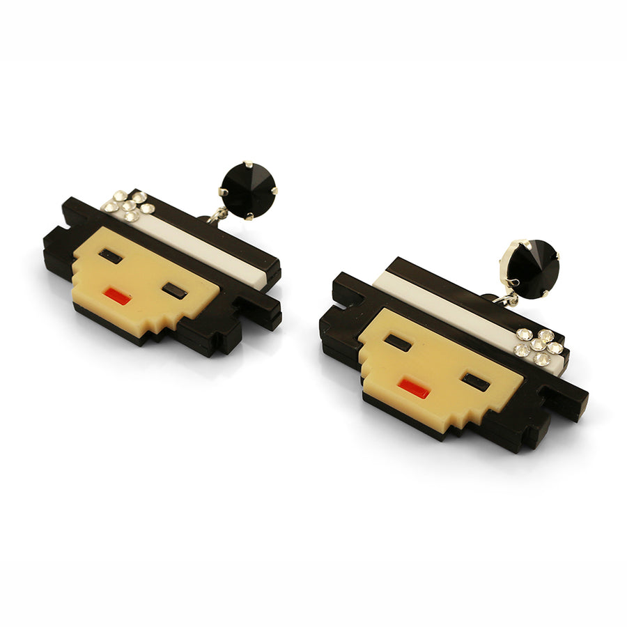 The Refinery Coco Earrings