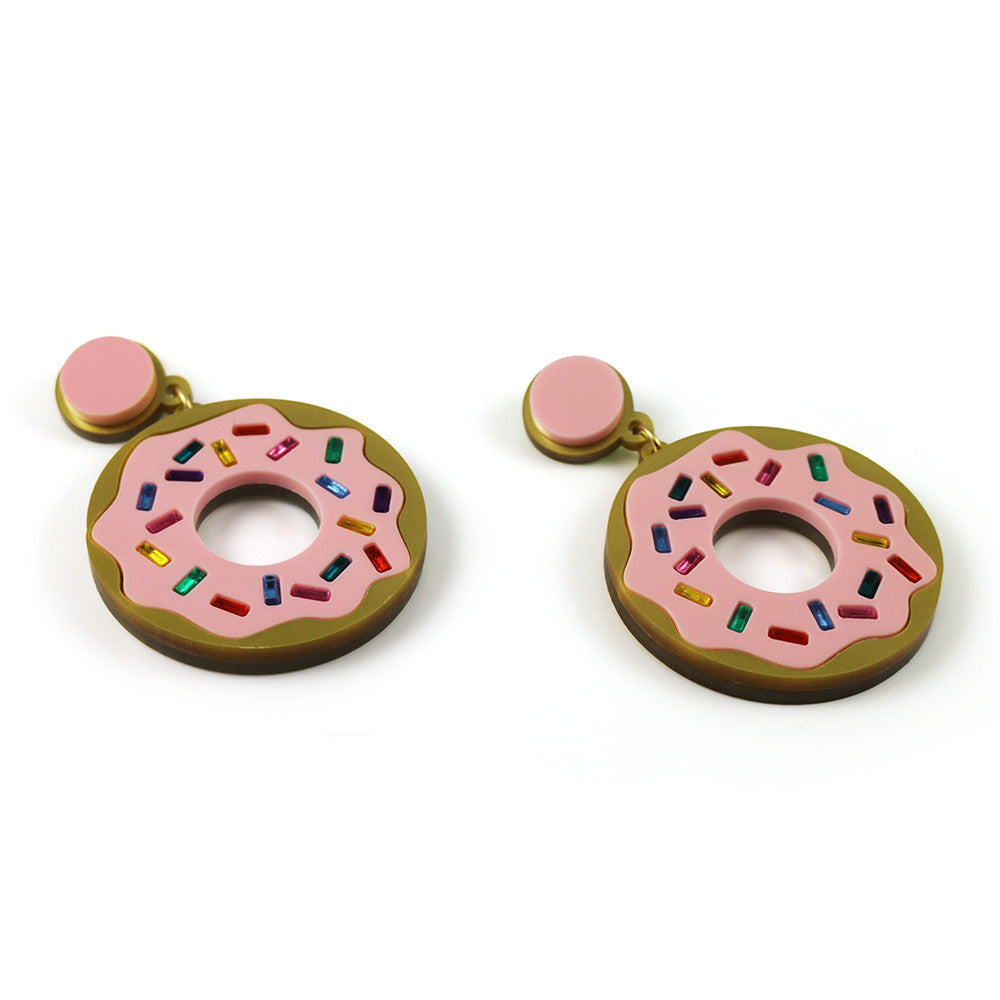 Donuts Forever Earrings